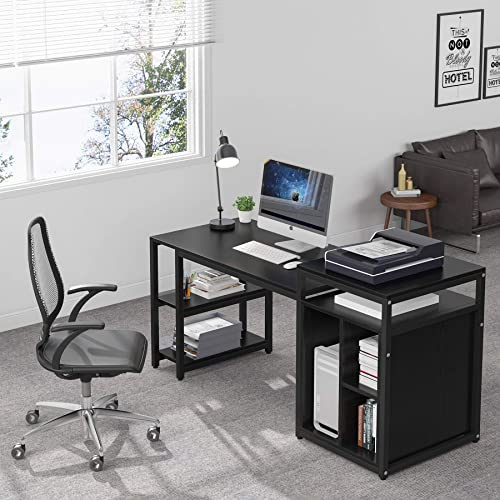 Reviewed: LITTLE TREE 47 Inch Computer Desk