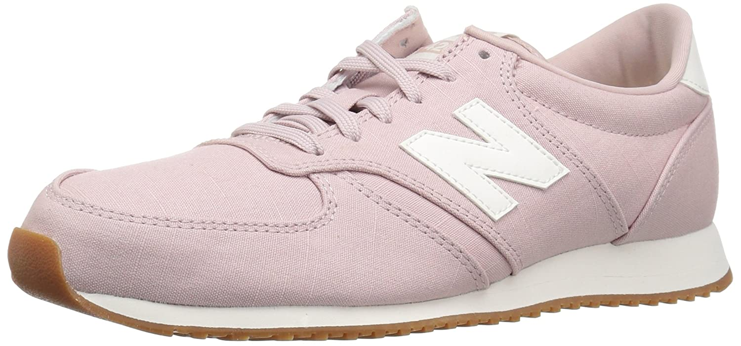 New Balance Women's 420v1 Lifestyle Sneaker B0751QWTBK 6 B(M) US|Faded Rose/Sea Salt