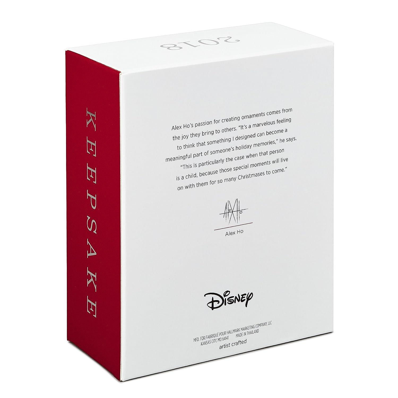 Amazoncom Hallmark Keepsake Christmas Ornament 2018 Year Dated, Disney Goofy