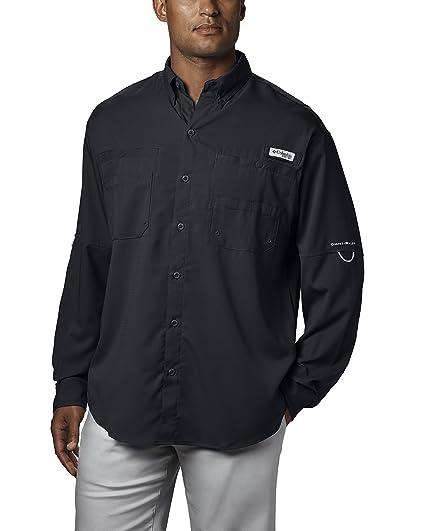 f12171ed639 Amazon.com  Columbia Men s PFG Tamiami II Long Sleeve Shirt