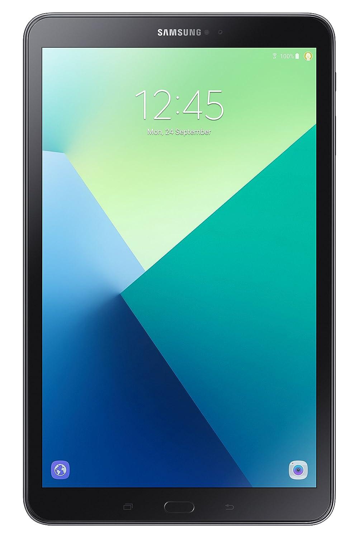 Samsung Galaxy Tab A 10.1 Inch Wi-Fi Tablet - (Black) (2 GB RAM, 32 GB eMMc, Android 6.0, UK Version)