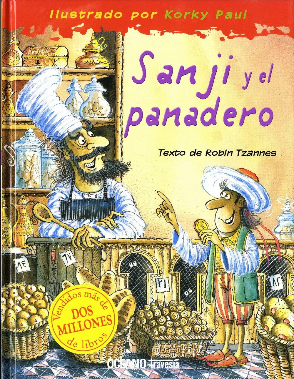 Read Online Sanji y el panadero/ Sanji And The Baker (Albumes) (Spanish Edition) PDF