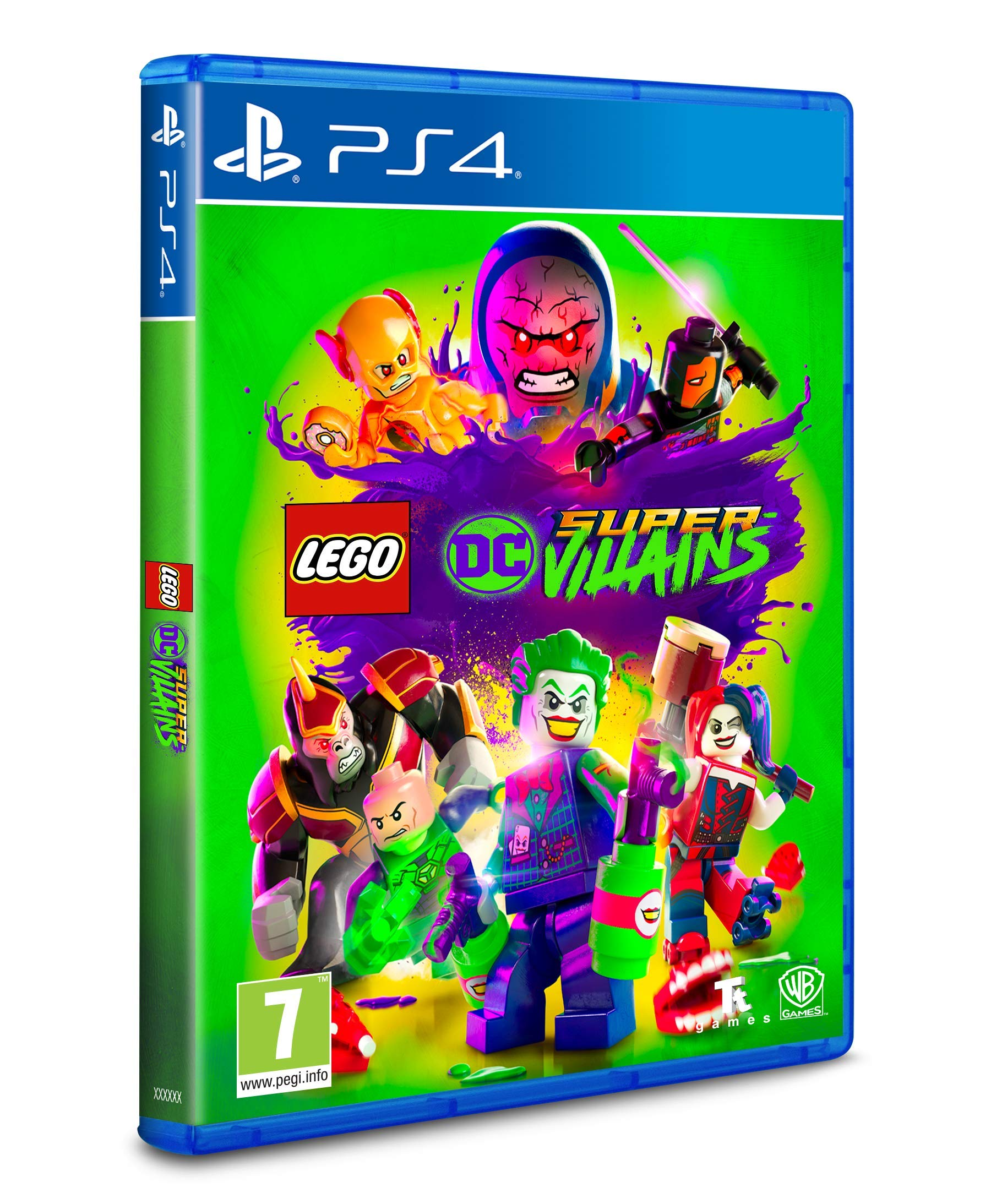PS4 - LEGO DC Super Villains - [PAL EU]
