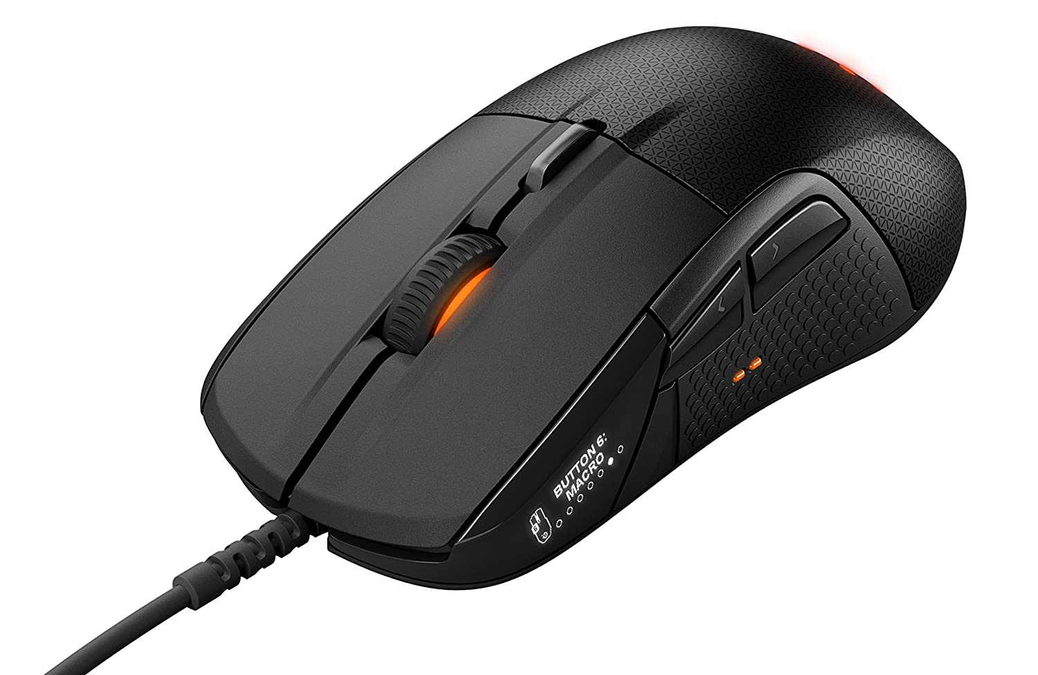 SteelSeries Rival 700 best gaming mouse