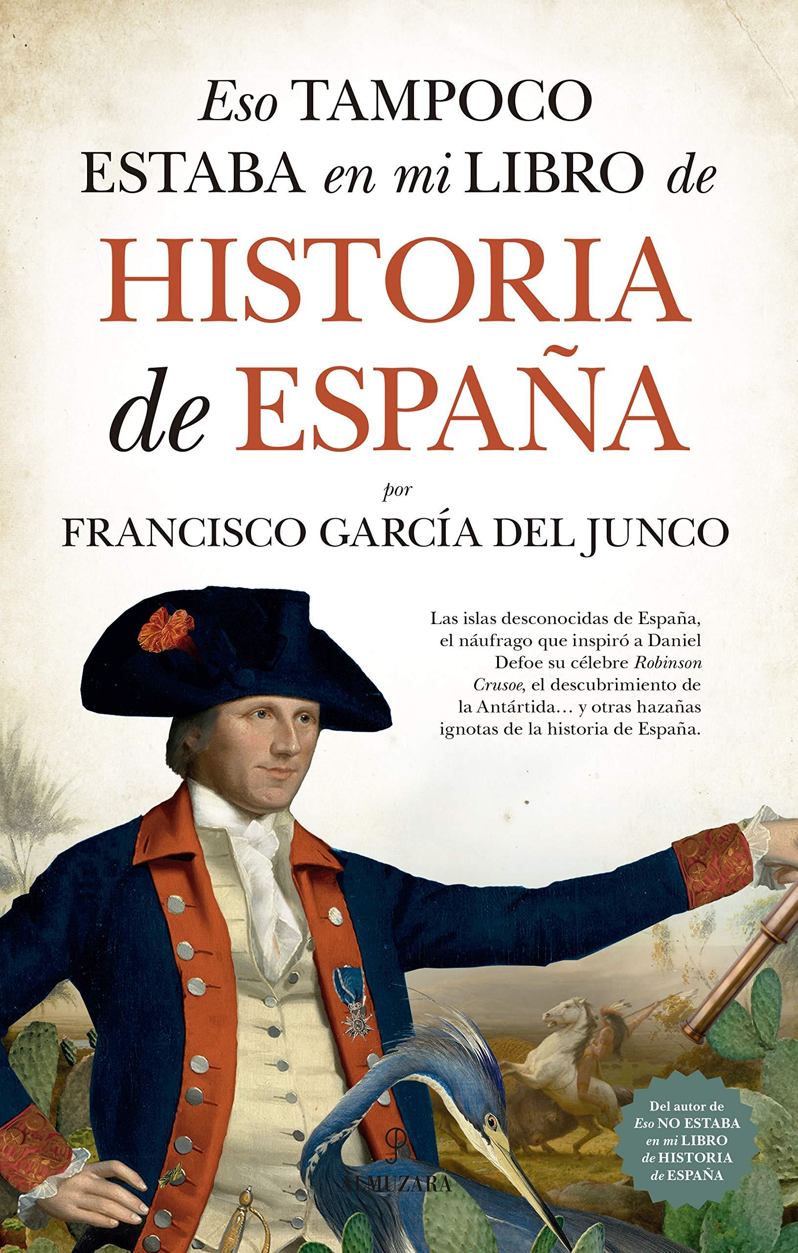 Libro sobre España