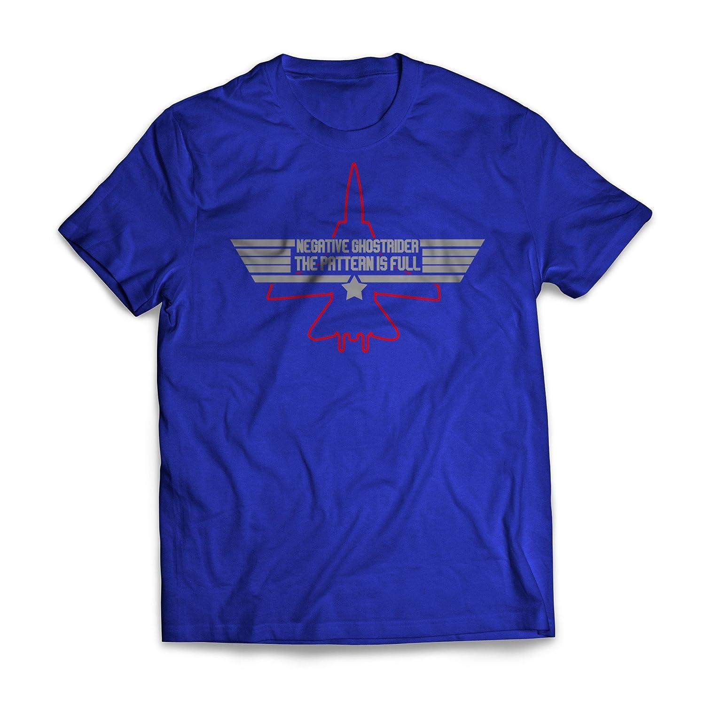 Negative Ghostrider Top Gun T-Shirt