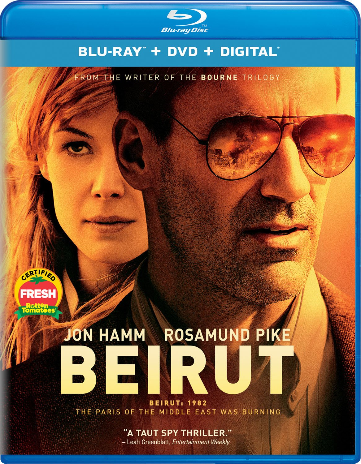 Blu-ray : Beirut (With DVD, 2 Pack, Digital Copy, 2PC)