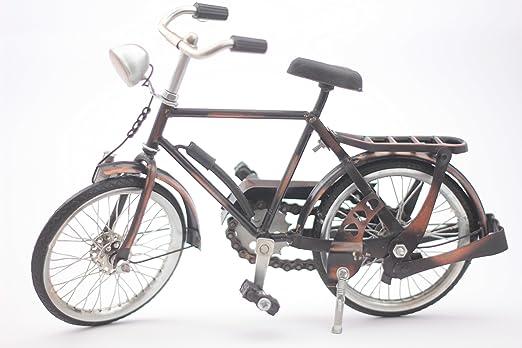 RGM293 Bicicleta color cobre con travesaño En Miniatura: Amazon.es ...