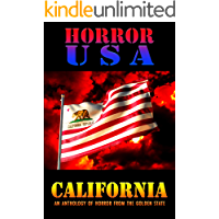 HORROR USA: CALIFORNIA: AN ANTHOLOGY OF HORROR FROM THE GOLDEN STATE book cover