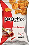 Popchips Potato Chips BBQ Potato Chips 5 oz Bags (Pack of 12)