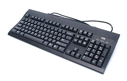 Amazon in: Buy Genuine Wyse Standard 104-Key USB Black Keyboard with
