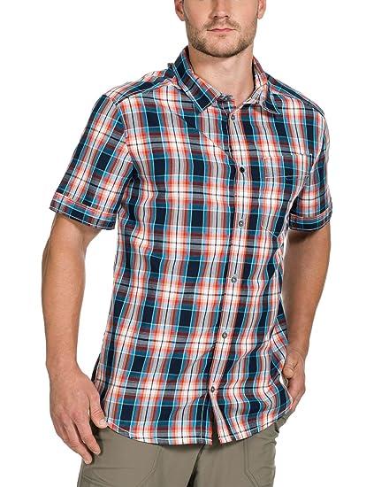 Herren Fairford Jack Wolfskin Hemd Men Shirt USzVqGpM
