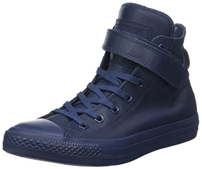 Converse Chuck Taylor 551583C Cts Brea Leather Hi Leder Blau