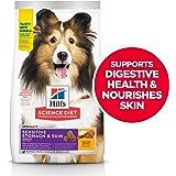 Hill's Science Diet Sensitive Stomach & Skin Dog Food, Adult Chicken Recipe Dry Dog Food, 1.81kg Bag
