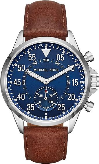 Amazon.com: Michael Kors - Reloj inteligente híbrido para ...