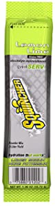 Sqwincher QwikServ, Lemon Lime, 1.26 0z (Pack of 96)
