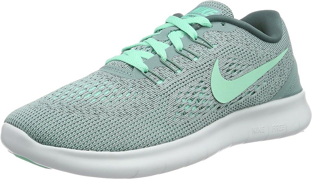 NIKE 831509-004, Zapatillas de Trail Running para Mujer, (Cannon/Green Glow/hasta/Off White), 38 EU: Amazon.es: Zapatos y complementos