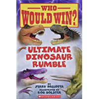 Ultimate Dinosaur Rumble (Who Would Win?) (22)