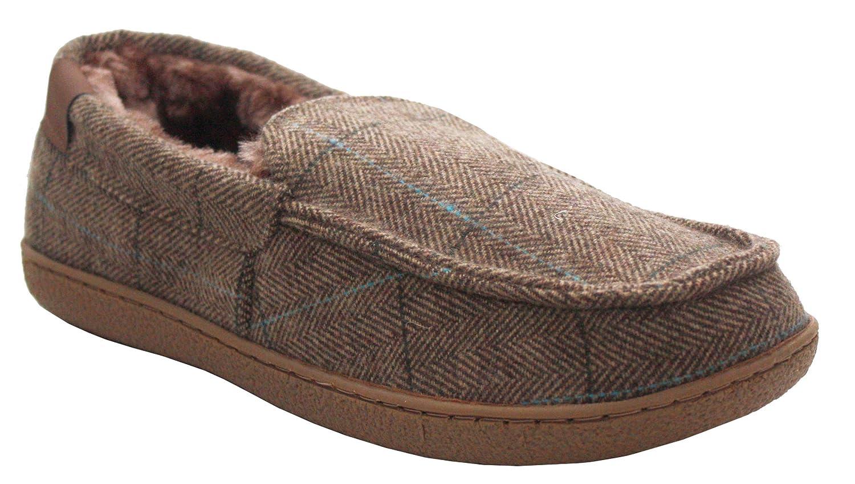 foderate leggere da Pantofole uomo con invernali comode pelliccia SxIxfZwRq4