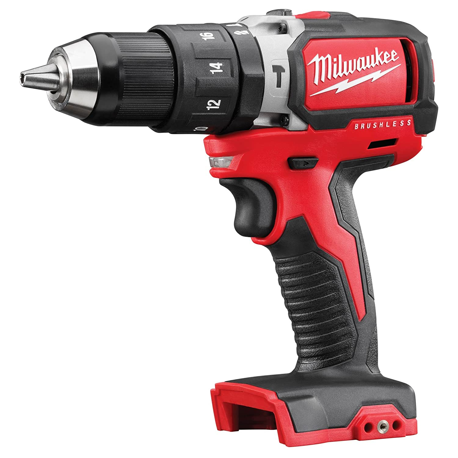 Milwaukee M18BLPD-0 18V Brushless Percussion Drill - Body Only 4933448446