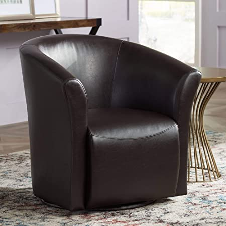 Picket House Furnishings Rocket Swivel Chair