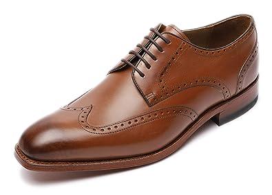 Gordon & Bros Herren Businessschuh Havret 3514,rahmengenähte Männer Schnürhalbschuhe,Goodyear Welted,Full Brogue,Derby,Anzugschuh,Office Schuh