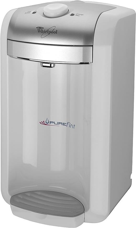 Whirlpool Wpro Puf 100 Pure First - Filtro de Agua, Color Blanco: Amazon.es: Hogar