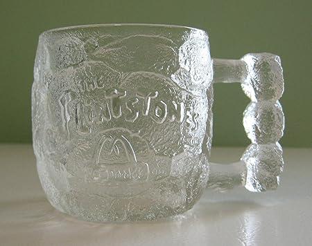 Vintage McDonald The Flintstones mugs Set of 6