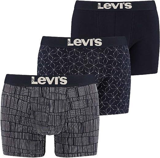 Calzoncillos boxer 95/% algodón 4er Pack-retro shorts sin patrones sin intervención
