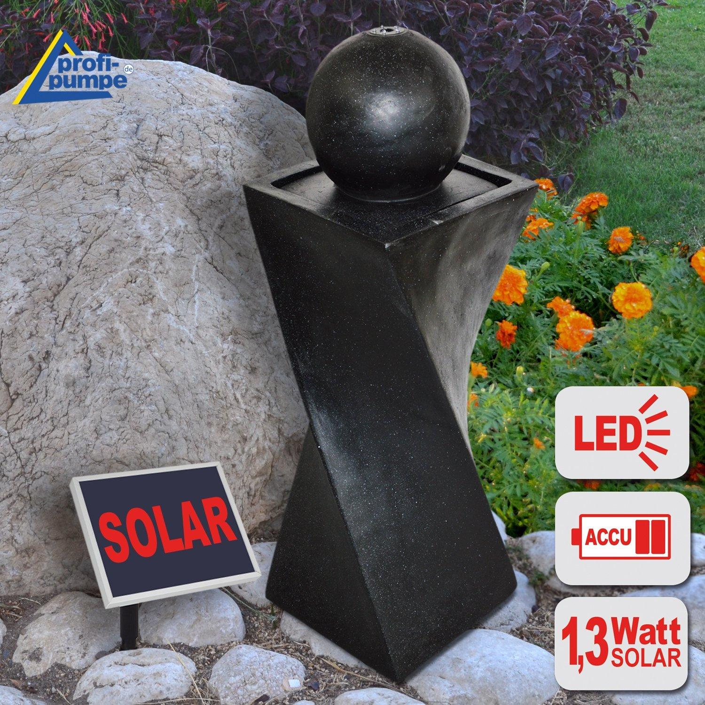 brunnen garten solar amazing hausdesign pumpe garten. Black Bedroom Furniture Sets. Home Design Ideas