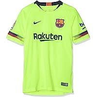 Nike 2018-2019 Barcelona Away Shirt (Kids)