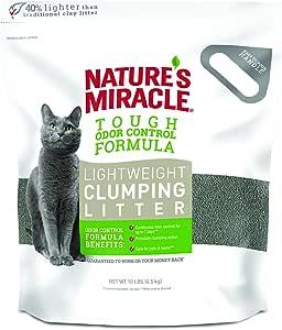 Nature's Miracle Lightweight Clumping Litter 4.5KG
