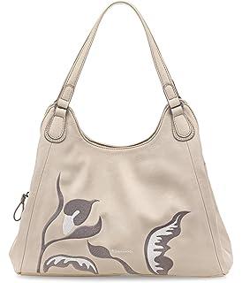 Rita Small Shoulder Bag 1146161 Damen Schultertaschen 33x21x11 cm (B x H x T), Beige (Stone 205) Tamaris