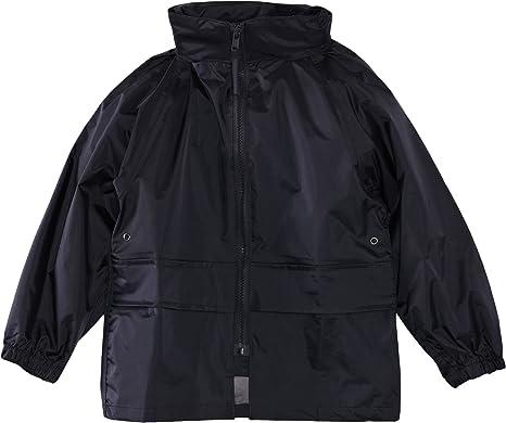 Blue Max Banner Boys Wexford Funnel Neck School Coat