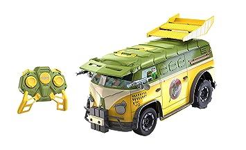 Nikko coche de juguete teledirigido Tortugas Ninja Party Van ...