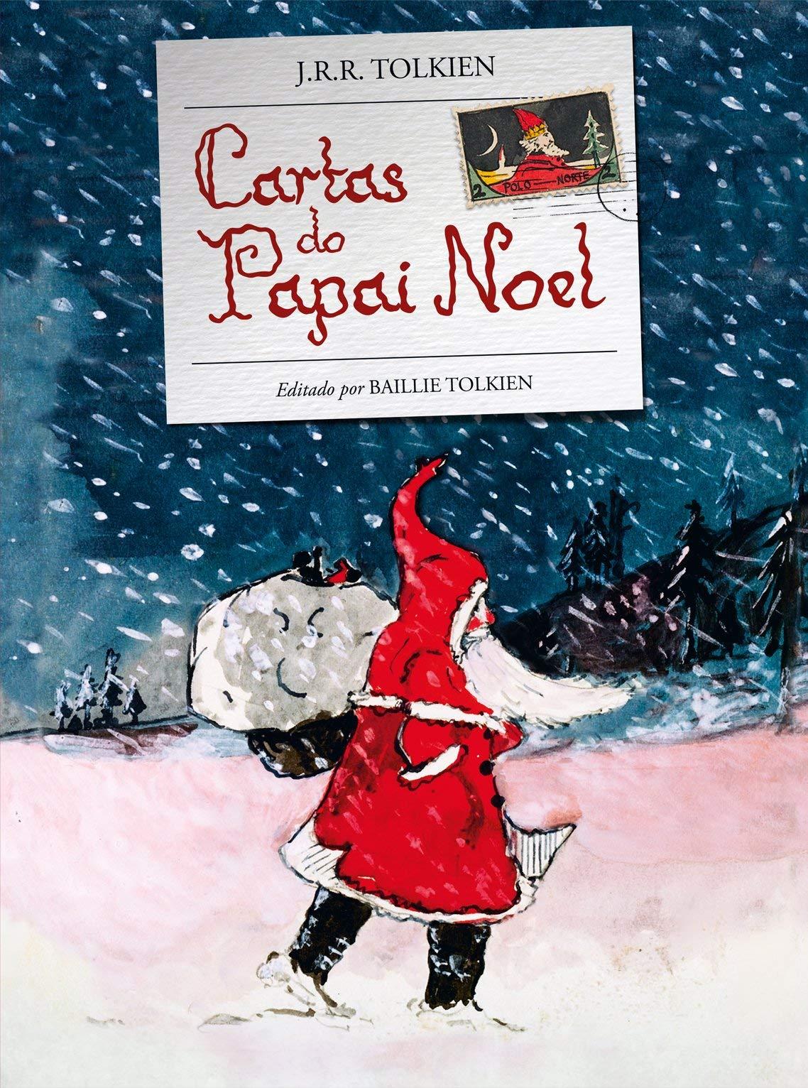 Cartas do Papai Noel, de J.R.R. Tolkien