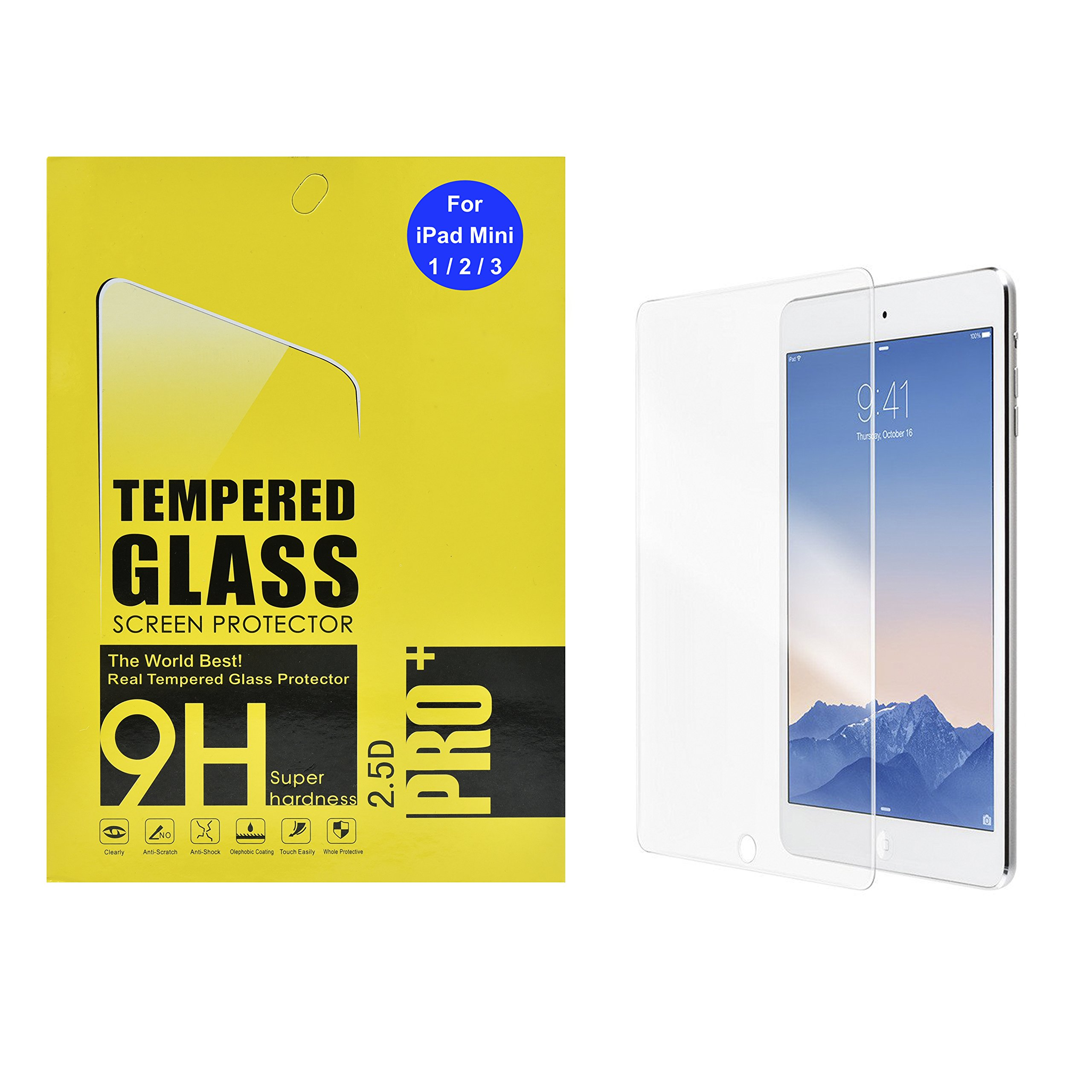 AlphaCell Tempered Glass Screen Protector for Apple