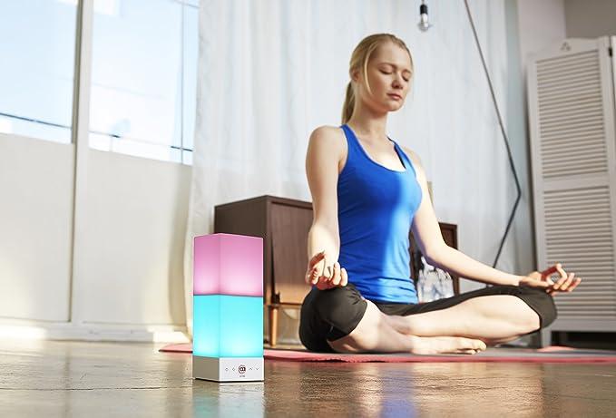 Yoga de proyección - Meditación | onia Mini - luz de ...