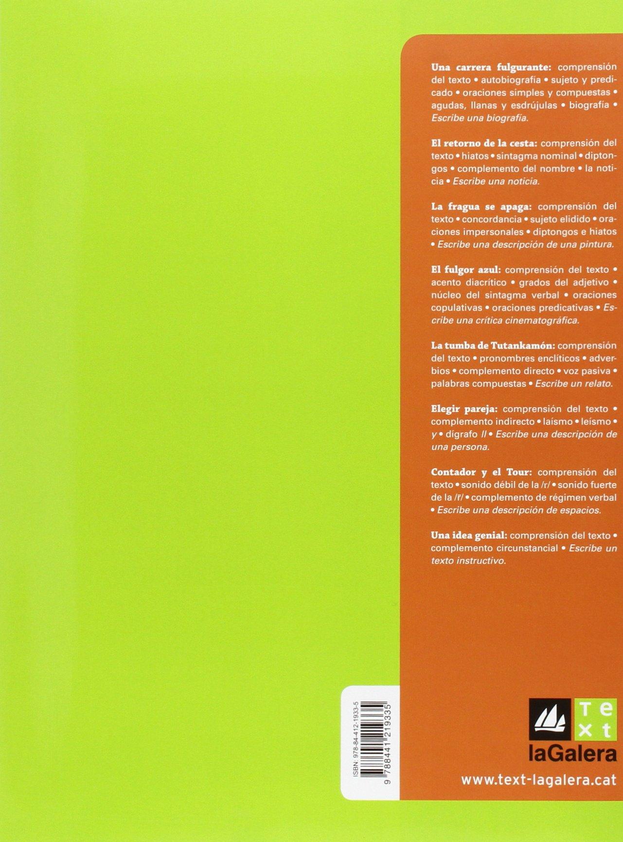 Quadern destiu Lengua castellana 2 Quaderns estiu - 9788441219335: Amazon.es: Maria Jesús Trasobares: Libros
