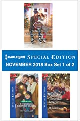 Harlequin Special Edition November 2018 - Box Set 1 of 2: The Maverick's Christmas to Remember\A Stonecreek Christmas Reunion\Wyoming Christmas Surprise Kindle Edition