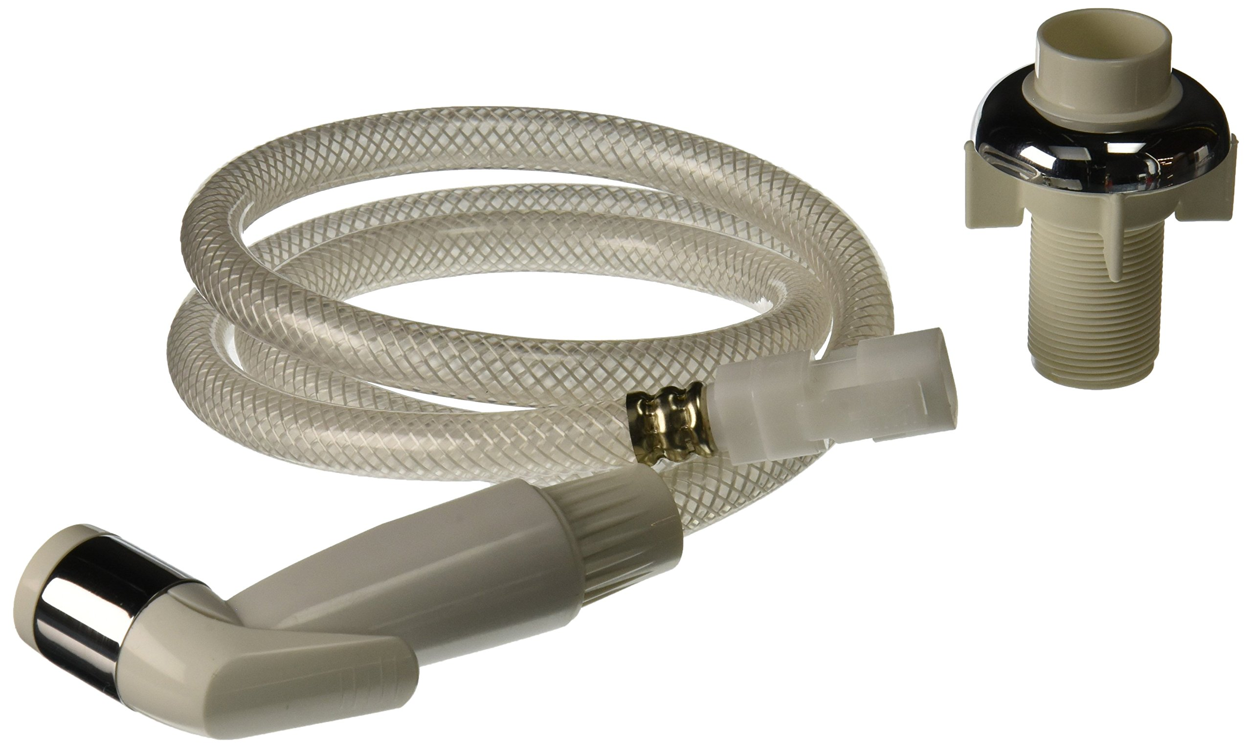 Peerless RP54805WH Spray, Hose Assembly and Spray Support, White