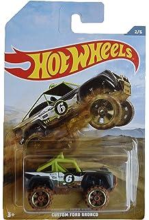 2000 Mattel SG/_B006S9LB5K/_US Hot Wheels Ford Bronco #198 Year