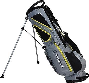 Fast Fold 7 Pulgadas Palos de Golf, Color Gris/Amarillo ...
