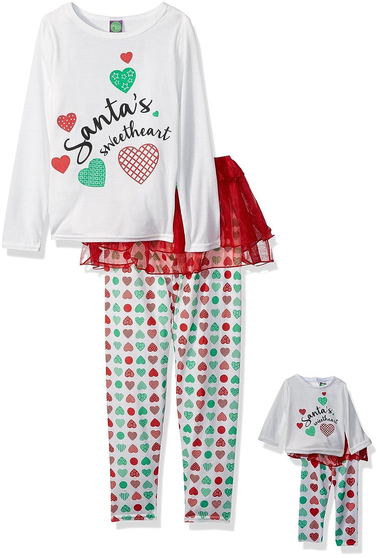 Amazon.com  Dollie   Me Girls  Tutu Sleep Set  Clothing 256906515