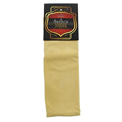 SM Arnold Leather Chamois-5 SQ FT APPLICATORS, 5 Square Feet: Home & Kitchen