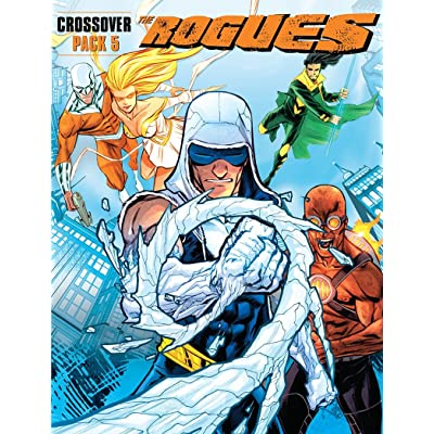 Cryptozoic Entertainment DC Deck-Building Game Crossover Pack 5: The Rogues: Toys & Games