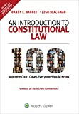 An Introduction to Constitutional Law: 100