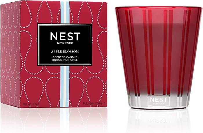 NEST Fragrances NEST01AB002 Apple Blossom Classic Candle