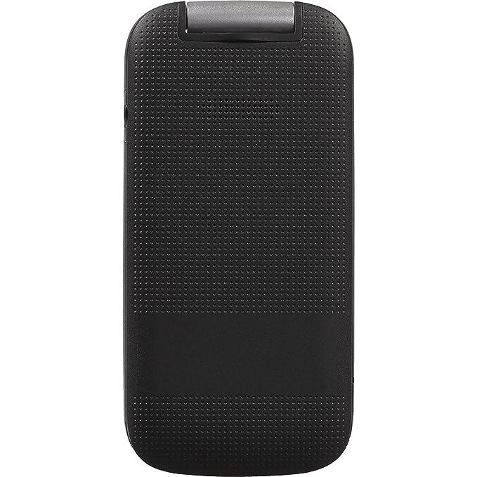 Amazon.com: Tracfone Alcatel A206 3 G Prepago con tapa teléfono