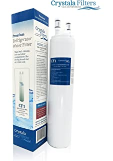crystala water filter ultrawf compatible cartridge for frigidaire u0026 ice makers compatible with